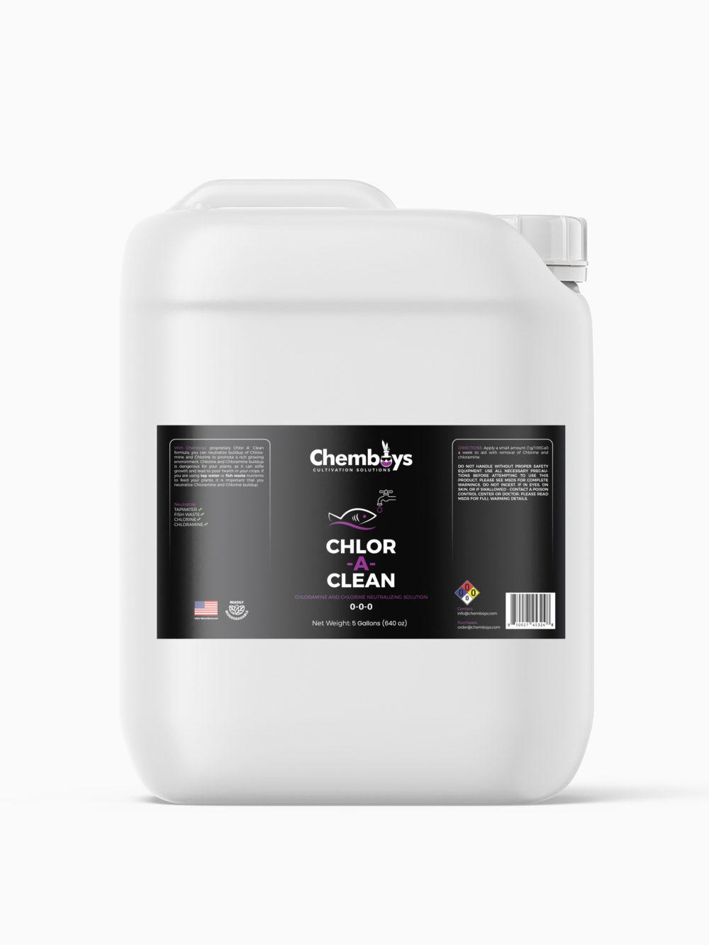 Chlor A clean 5 gallon