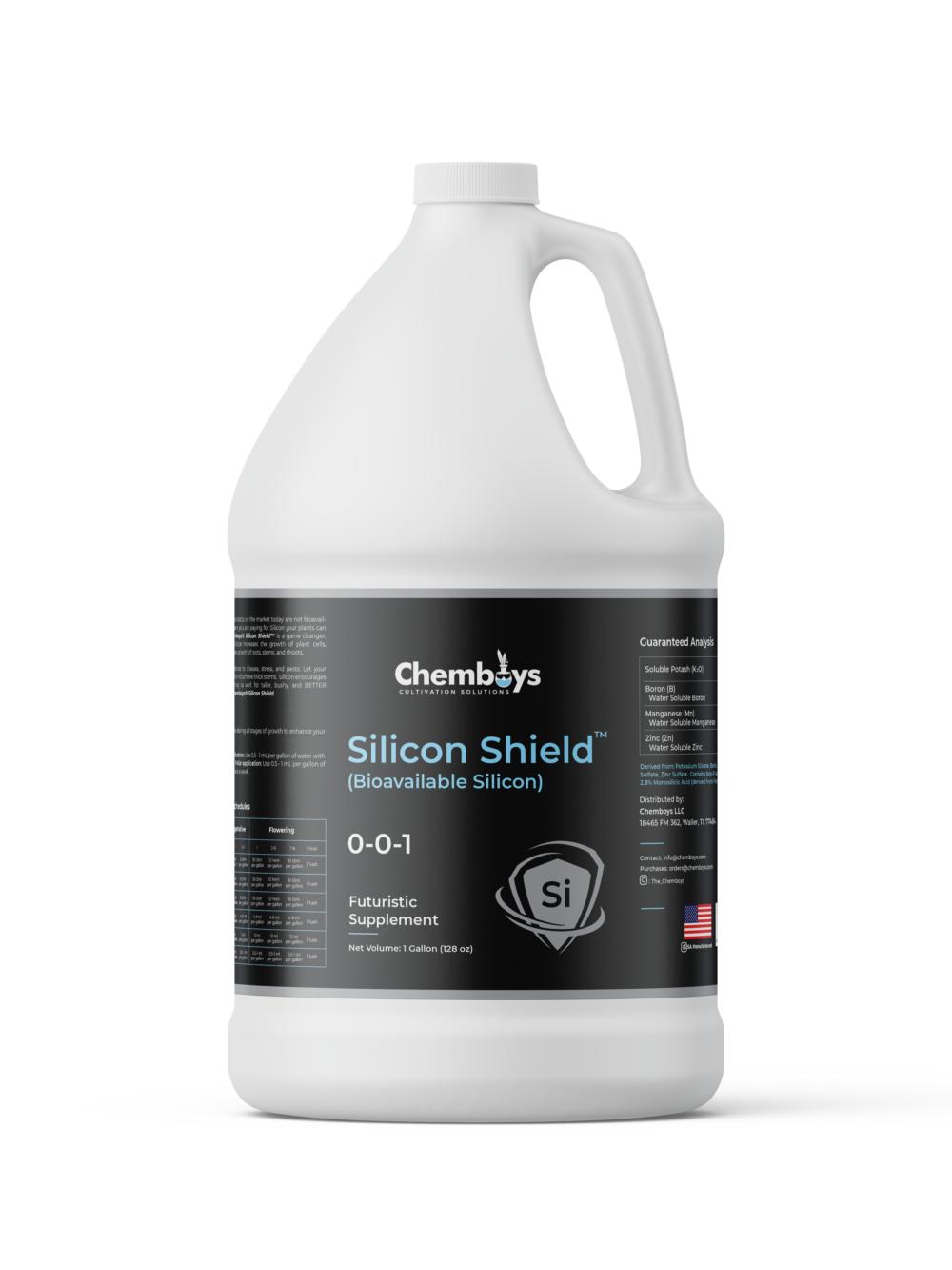 Silicon Shield Gallon Bottle